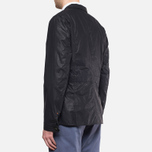 Мужской пиджак MA.Strum W1 Chalk Face Blazer Black фото- 3