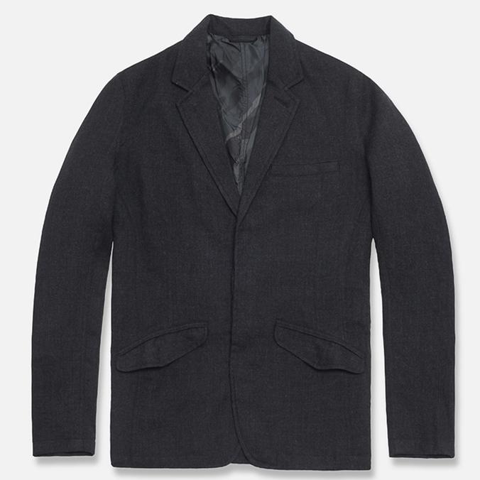 Мужской пиджак Maharishi Wool Charcoal