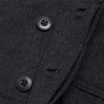 Мужской пиджак Maharishi Wool Charcoal фото- 2