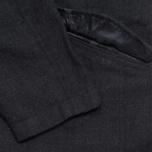 Мужской пиджак Maharishi Wool Charcoal фото- 3