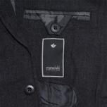 Мужской пиджак Maharishi Wool Charcoal фото- 4