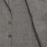 Мужской пиджак The Hill-Side Herringbone Tweed Tailored Grey фото- 2