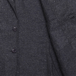 The Hill-Side Herringbone Tweed Tailored Men`s Blazer Navy photo- 2