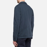 Woolrich Jersey Club Blazer Maritime photo- 3
