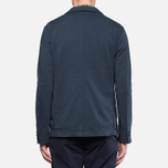 Woolrich Jersey Club Blazer Maritime photo- 4