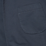 Мужской пиджак Woolrich Twill Stretch Patch Navy фото- 4