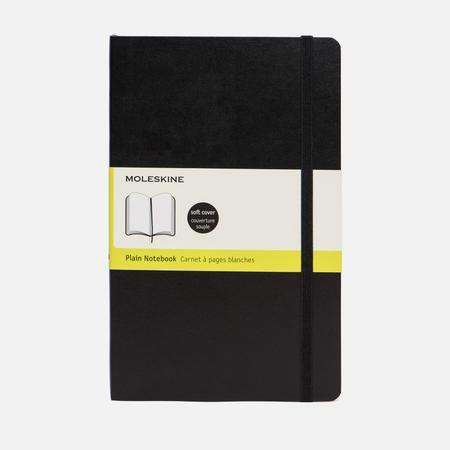 Блокнот Moleskine Classic Soft Non-Linear Black 192 pgs