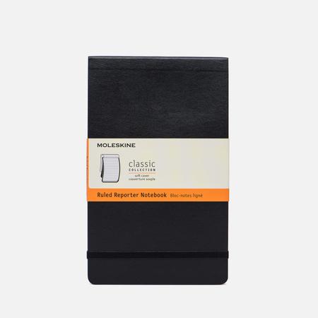 Блокнот Moleskine Reporter Large Non-Linear Black 192 pgs
