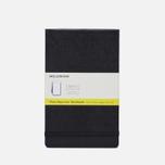 Блокнот Moleskine Reporter Soft Large Non-Linear Black 240 pgs фото- 0