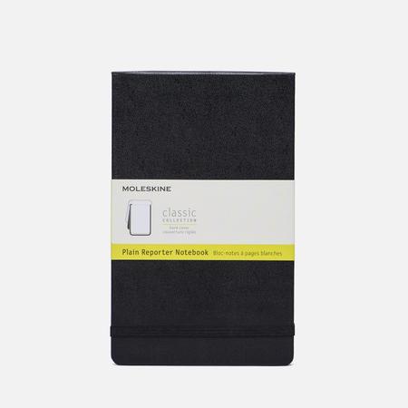Блокнот Moleskine Reporter Soft Large Non-Linear Black 240 pgs