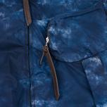Мужская куртка бомбер GJO.E 10B2CM Camo Indigo фото- 4