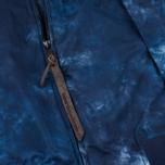 Мужская куртка бомбер GJO.E 10B2CM Camo Indigo фото- 3