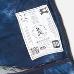 Мужская куртка бомбер GJO.E 10B2CM Camo Indigo фото- 8