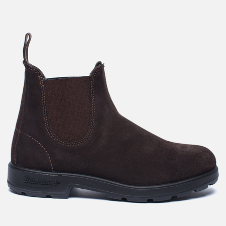 Ботинки Blundstone 1458 Classic Suede Brown