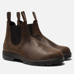 Ботинки Blundstone 1609 Leather Lined Antique Brown фото- 2