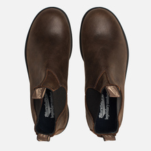 Мужские ботинки Blundstone 1609 Leather Lined Antique Brown фото- 1