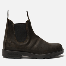 Мужские ботинки Blundstone 1615 Original Suede Dark Olive фото- 3