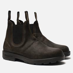 Мужские ботинки Blundstone 1615 Original Suede Dark Olive