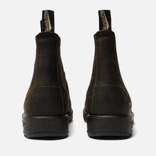 Мужские ботинки Blundstone 1615 Original Suede Dark Olive фото- 2