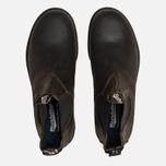 Ботинки Blundstone 1615 Original Suede Dark Olive фото- 5