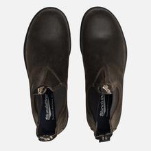 Мужские ботинки Blundstone 1615 Original Suede Dark Olive фото- 1