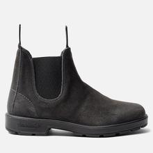 Мужские ботинки Blundstone 1910 Suede Boots Steel Grey фото- 3