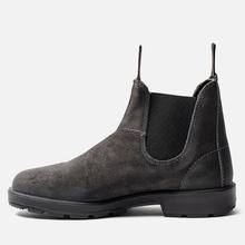 Мужские ботинки Blundstone 1910 Suede Boots Steel Grey фото- 5