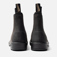 Мужские ботинки Blundstone 1910 Suede Boots Steel Grey фото- 2