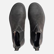 Мужские ботинки Blundstone 1910 Suede Boots Steel Grey фото- 1