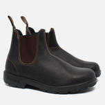 Ботинки Blundstone 500 Stout Brown Premium фото- 1