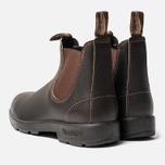Blundstone 500 Shoes Stout Brown Premium photo- 5