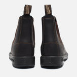 Blundstone 500 Shoes Stout Brown Premium photo- 4