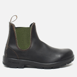 Ботинки Blundstone 519 Stout Brown/Dark Green фото- 0