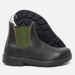 Ботинки Blundstone 519 Stout Brown/Dark Green фото- 2