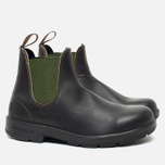 Ботинки Blundstone 519 Stout Brown/Dark Green фото- 1