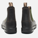 Ботинки Blundstone 519 Stout Brown/Dark Green фото- 3
