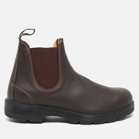 Blundstone 550 Shoes Walnut Brown Premium