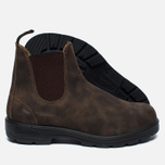 Blundstone 585 Shoes Rustic Brown photo- 2