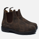 Blundstone 585 Shoes Rustic Brown photo- 1