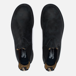 Ботинки Blundstone 587 Round Toe Chelsea Leather Black фото- 3