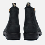 Ботинки Blundstone 587 Round Toe Chelsea Leather Black фото- 4