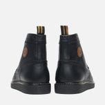 Fred Perry Northgate Boot Leather Men's Brogue Black photo- 3