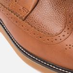 Мужские ботинки броги Fred Perry Northgate Boot Leather Tan фото- 7
