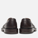 Мужские ботинки броги Tricker's Brogue Bourton Sole Dainite Espresso Burnished фото- 3