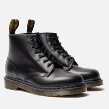 Ботинки Dr. Martens 101 Smooth Black фото- 0