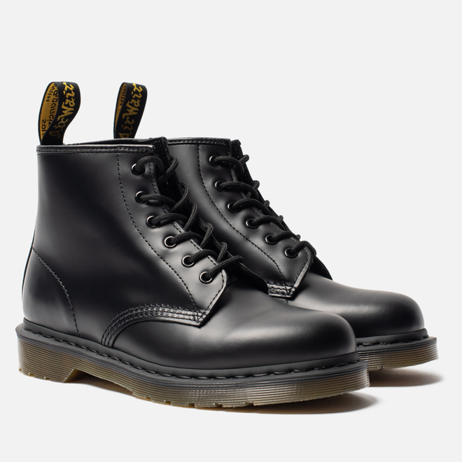 Мужские ботинки Dr. Martens 101 Smooth Black