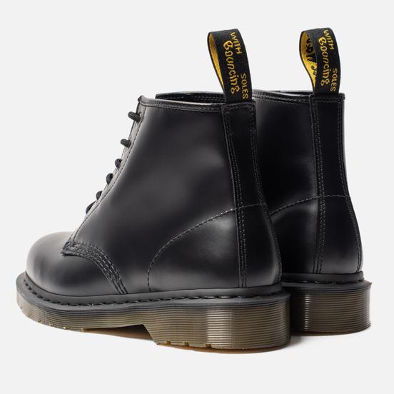 Ботинки Dr. Martens 101 Smooth Black