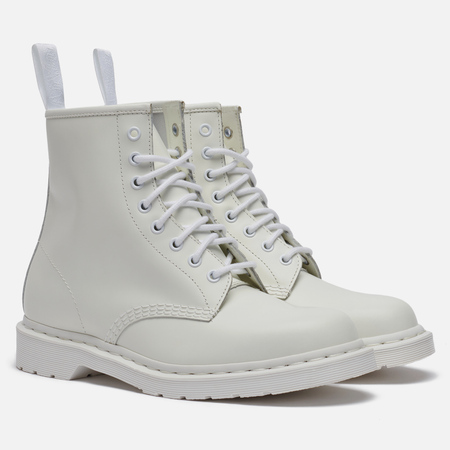 Ботинки Dr. Martens 1460 Mono Smooth 8 Eye White