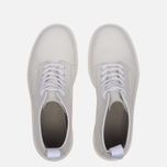 Ботинки Dr. Martens 1460 Mono Smooth 8 Eye White фото- 1
