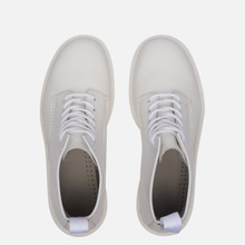 Ботинки Dr. Martens 1460 Mono Smooth 8 Eye White фото- 5